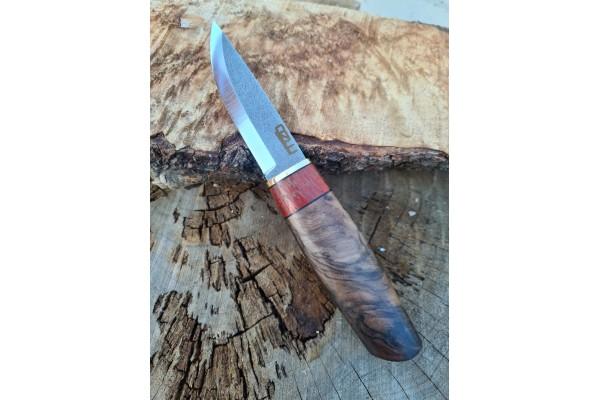Ozul Knives-5 Puukko Av Bıçağı N690 Scandi