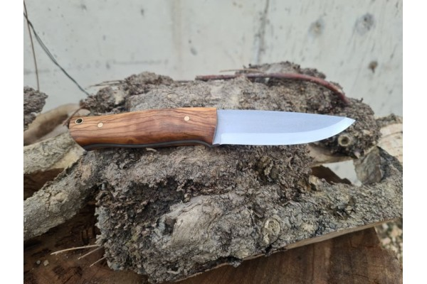 Ozul Knives-4 N690 Scandi