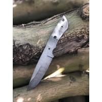 Ozul-34 Damascus Bıçak Namlusu