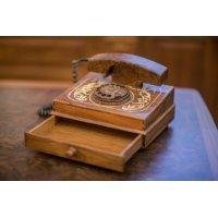 Nostalji El Yapımı Telefon -2