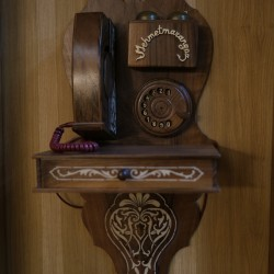 Nostalji El Yapımı Telefon-3