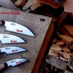 Detay Bıçağı 4 lü Set D-1