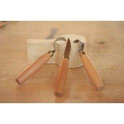 Kuksa&Kaşık Oyma Bıçakları