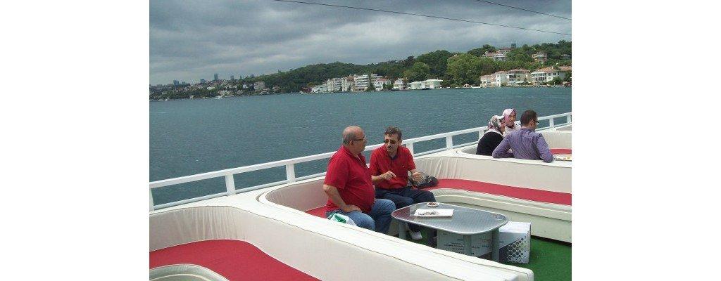 İstanbul Boğaz Gezisi