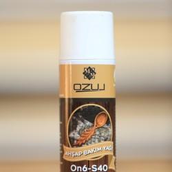 Ozul-On6 S40 Ahşap Bakım Yağı Antik 200 ML