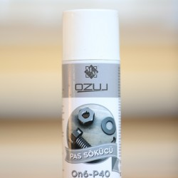 Ozul-On6 P40 Pas Sökücü & Yağlayıcı 200ml