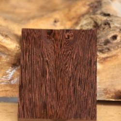 1cmx4cmx13cm Venge Ağacı Kabza 1 Çift