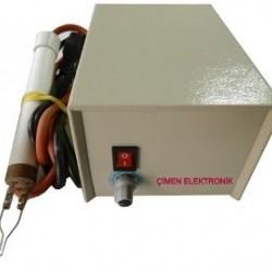 100 Watt Ahşap Yakma Makinası