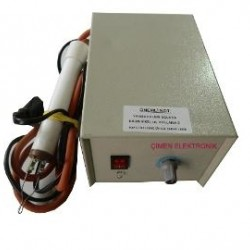 75 Watt Ahşap Yakma Makinası