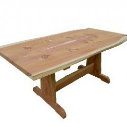 Ardıç Ağacı Masa