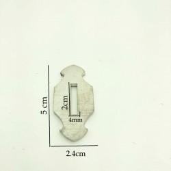 Bowie Paslanmaz Balçak Ozul-23 B 4mmx24mmx50mm-4
