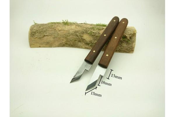 Chip Carving Tek Bıçak -E