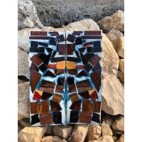 Mozaik Epoksi Kabza 10