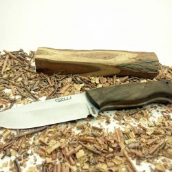 Ozul Knives-13  N-695 Bushcraft