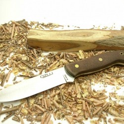 Ozul Knives-14  N-690 Bushcraft