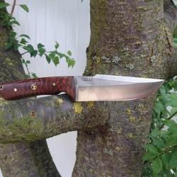 Ozul Knives-19 N-690 Bushcraft