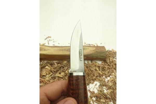 Ozul Knives-1 Puukko Av Bıçağı N690