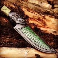 Ozul Knives-1 Sleipler Buschcraft