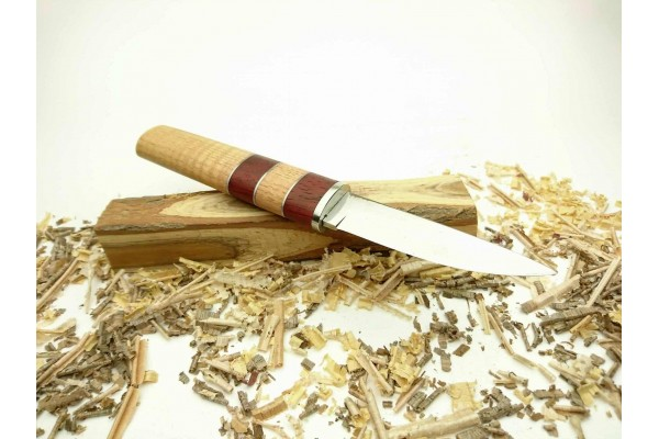 Ozul Knives-2 Puukko Av Bıçağı 1060