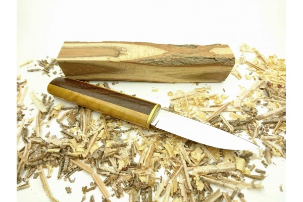 Ozul Knives-3 Puukko Av Bıçağı 1060