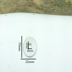 Pukko Paslanmaz Balçak Ozul-20 B 4mmx4mmx6mm-4