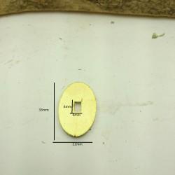 Pukko Prinç Kapak Ozul-21-B 3mmx4mmx6mm