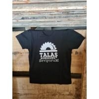 Mesleki T-shirt Talaş Kokusu